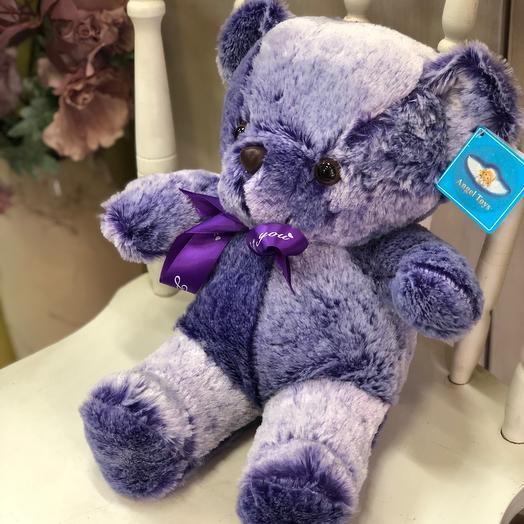 Мягкая игрушка «Медведь Оливер»