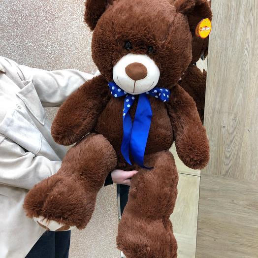 Медведь плюшевый 95 см