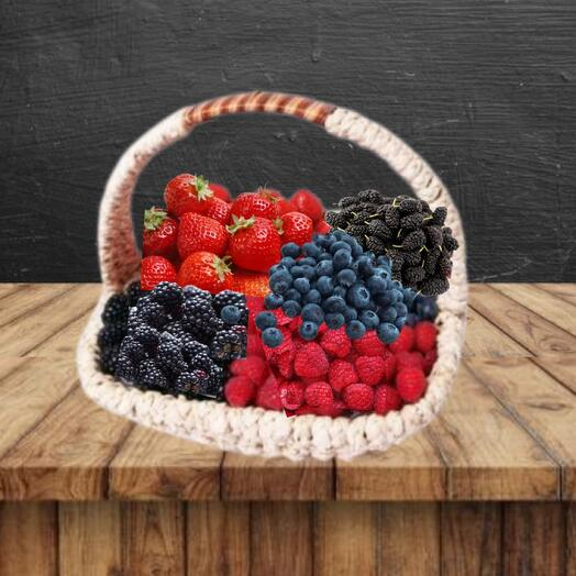 ЭКО Корзина из ягод