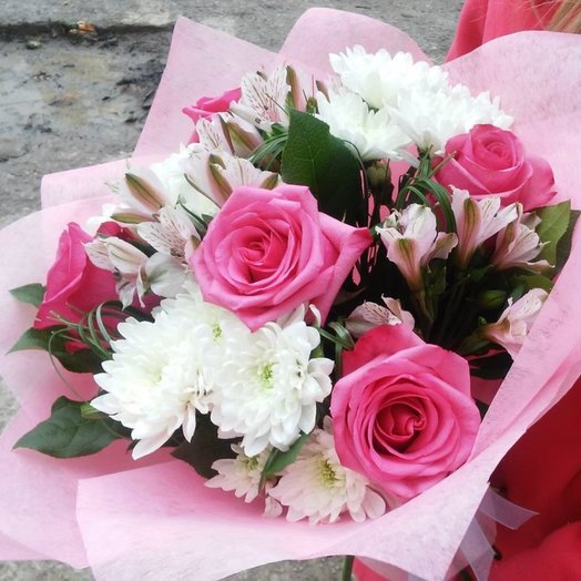 Bouquet of the most beloved
