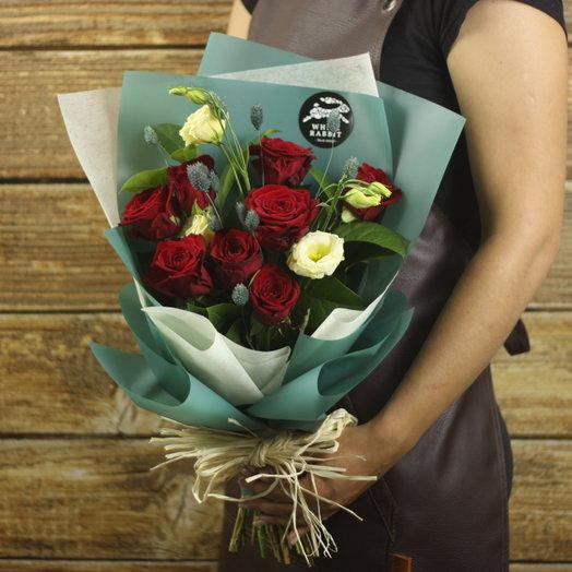 Англисскай: букеты цветов на заказ Flowwow