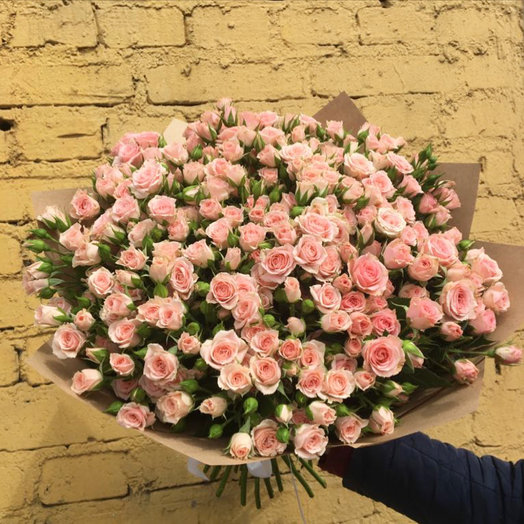 Minik⚡️: букеты цветов на заказ Flowwow