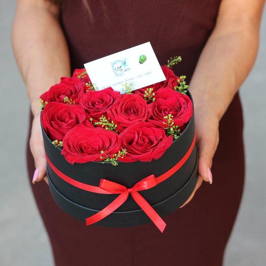 Комплимент во Фраке: букеты цветов на заказ Flowwow