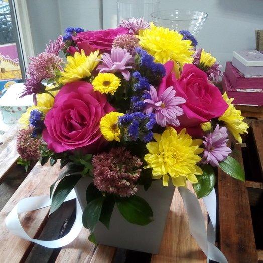Аромат сада: букеты цветов на заказ Flowwow
