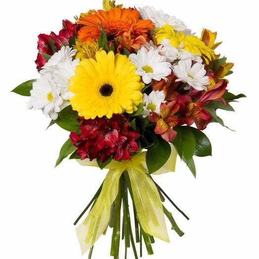 Букет 150 Дэйси: букеты цветов на заказ Flowwow