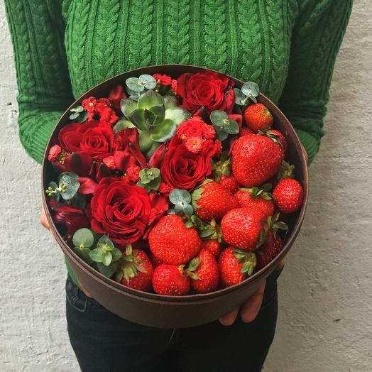 Вкуснятина: букеты цветов на заказ Flowwow