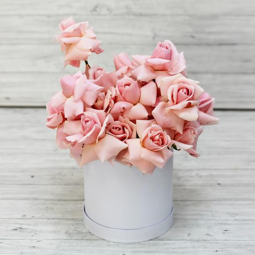 Бокс 31: букеты цветов на заказ Flowwow