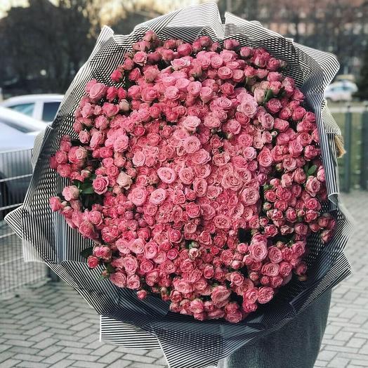 Огромный-Пионовидный: букеты цветов на заказ Flowwow
