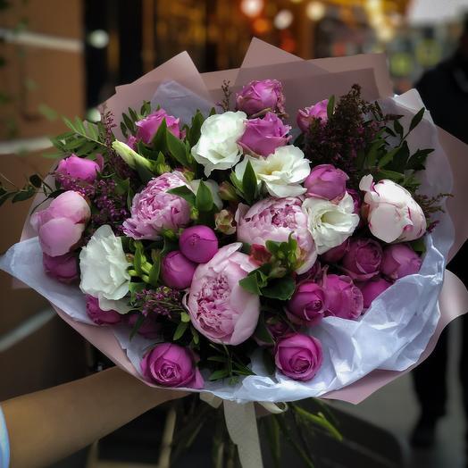 Шикарный большой букет: букеты цветов на заказ Flowwow