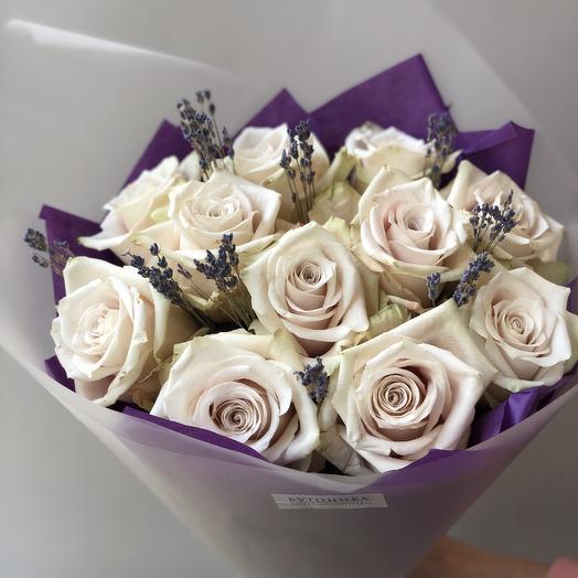 Элиан: букеты цветов на заказ Flowwow