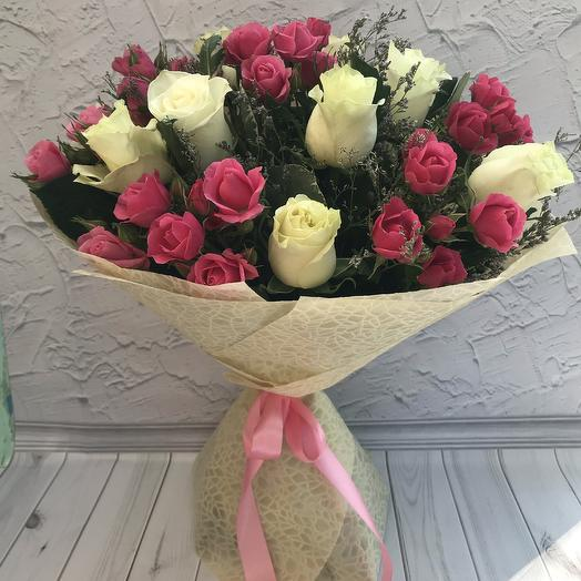 Подлинное сокровище: букеты цветов на заказ Flowwow