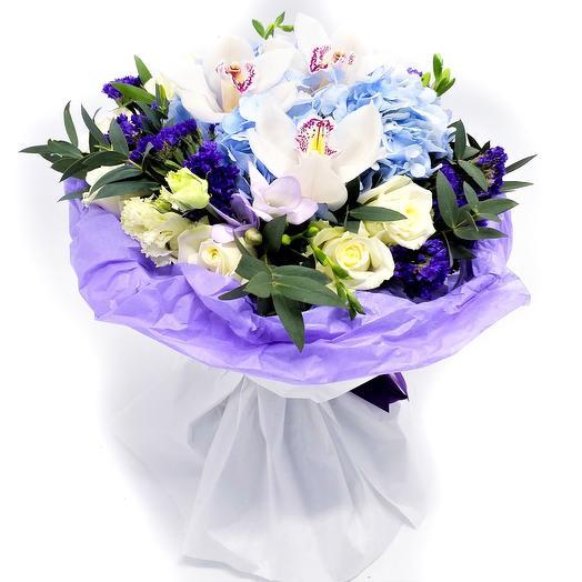 """Букет """"Альбион"""": букеты цветов на заказ Flowwow"""