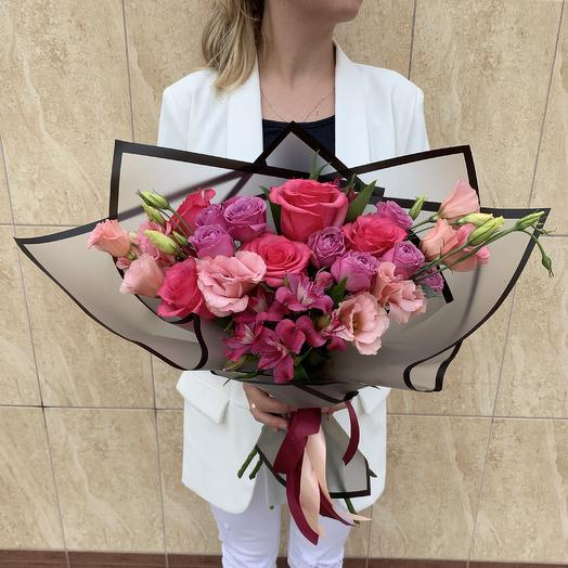 Кэтрин: букеты цветов на заказ Flowwow