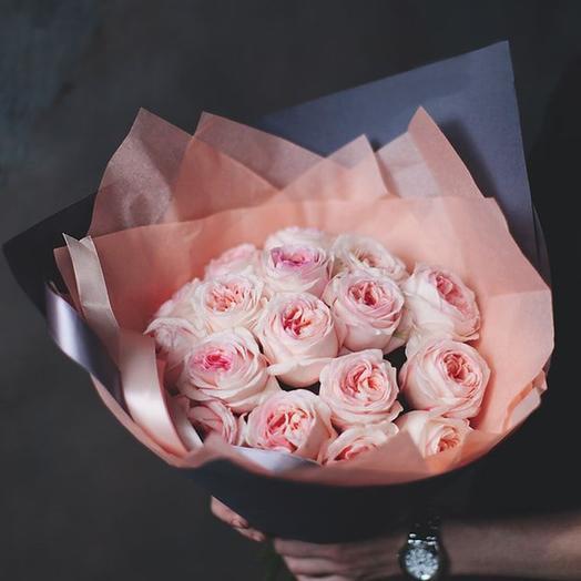 "Букет ""Анжи Романтика"" Small: букеты цветов на заказ Flowwow"