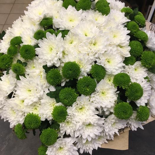 Белоснежный лес: букеты цветов на заказ Flowwow