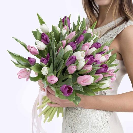 Ежевичный десерт: букеты цветов на заказ Flowwow