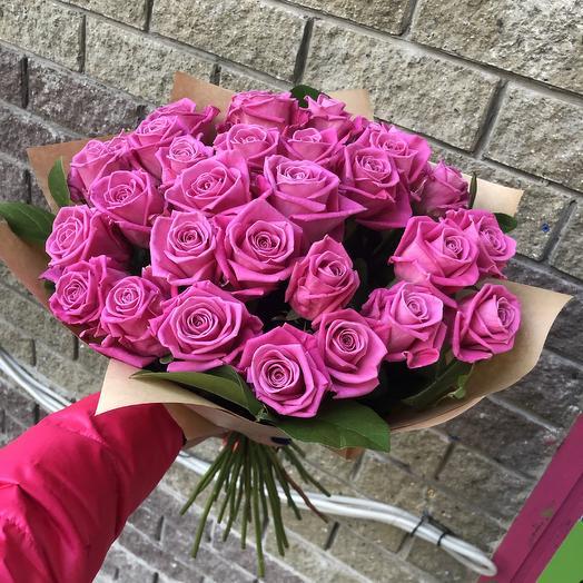 Пинк Love: букеты цветов на заказ Flowwow