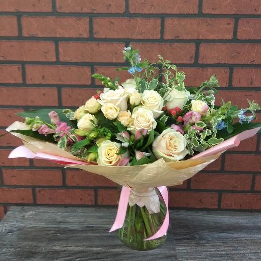 """Букет """"Гармония"""": букеты цветов на заказ Flowwow"""