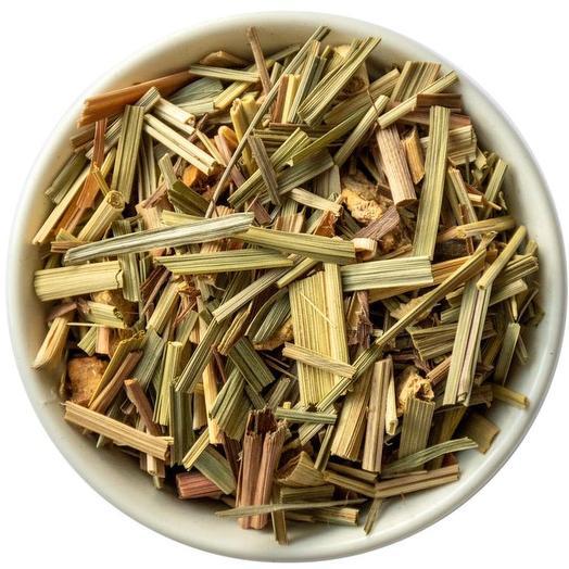 Травяной чай с имбирем - Имбирный лимонник