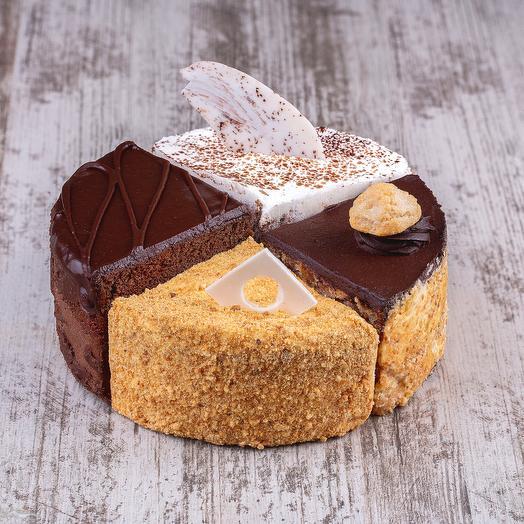 Мини-торт «Классическое ассорти»