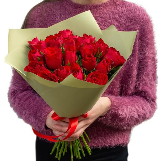 23 розы Кения
