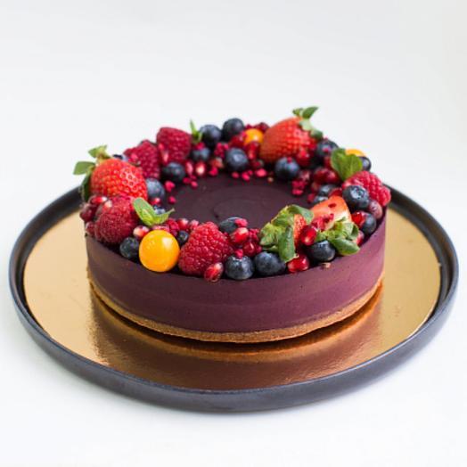 """Торт """"Черничный"""""""