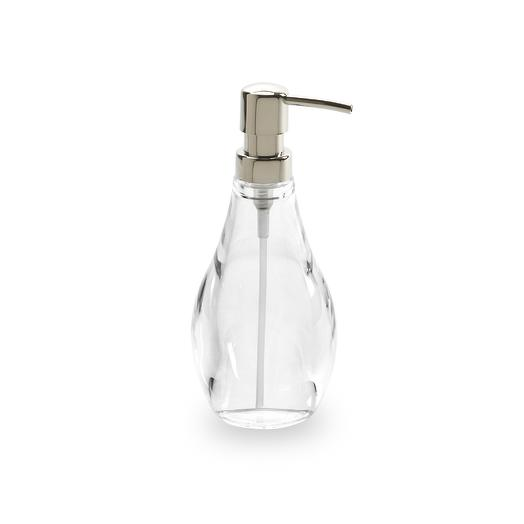Диспенсер для мыла droplet прозрачный  Umbra 020163-165