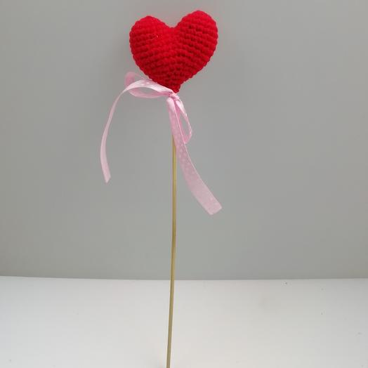 Topper heart small