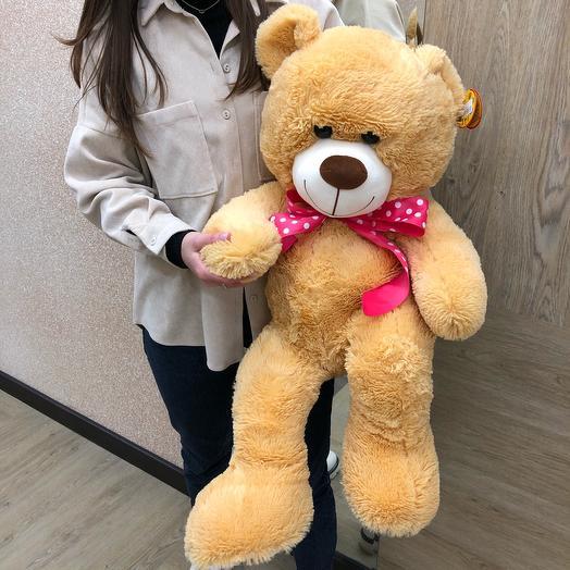 Медведь плюшевый 95см