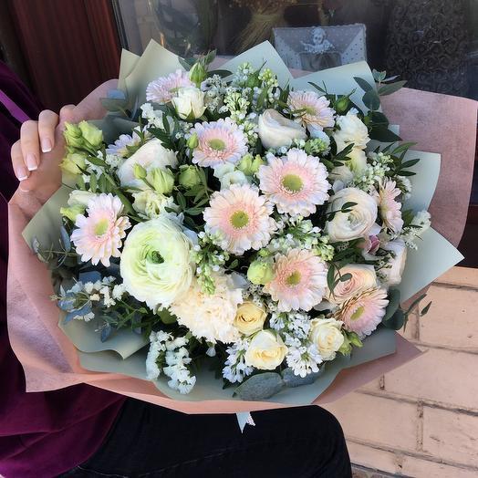 Букет цветов «Spring time»