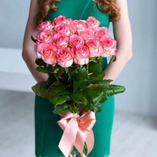 Роза Джумилия 19шт, 60см