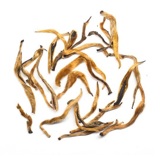 """Чёрный (китайский красный) чай """"Дянь Хун Цзинь Хао"""" (золотой пух) 20 гр"""