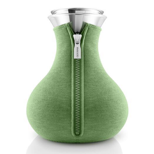 Чайник заварочный tea maker в неопреновом текстурном чехле, 1 л , светло-зелёный  Eva Solo 567495_es