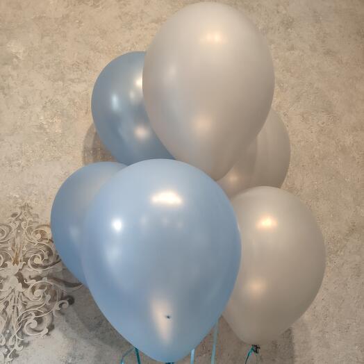 Сет из 6 шаров