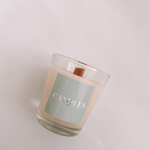 Свеча с ароматом «Яркий Цитрус»