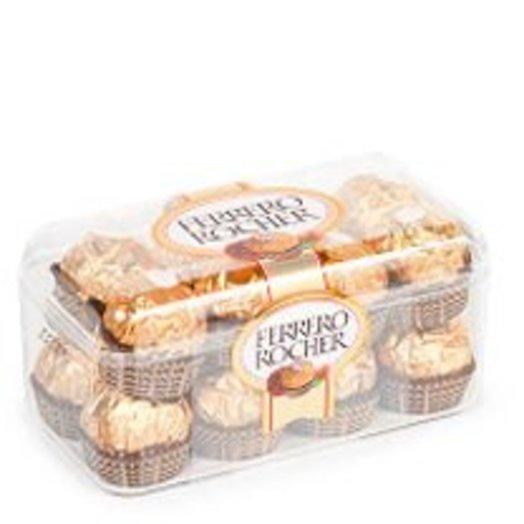 Конфеты Ferrero Rocher 200 г: букеты цветов на заказ Flowwow