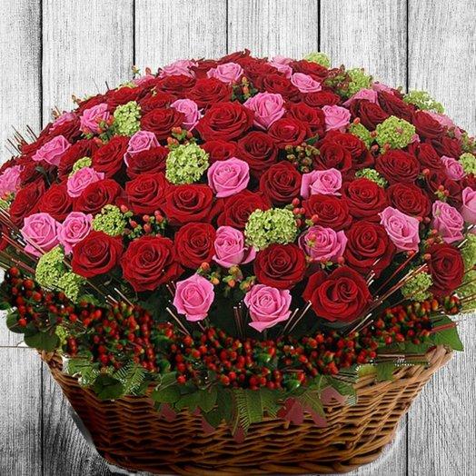 Мир красок: букеты цветов на заказ Flowwow
