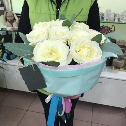 Нежное настроение: букеты цветов на заказ Flowwow