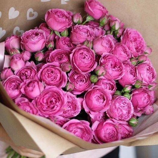 Мисти Баблс LARGE: букеты цветов на заказ Flowwow