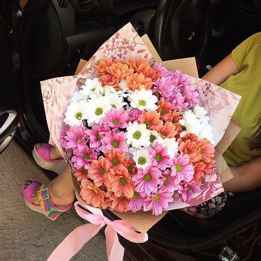 Для любого повода: букеты цветов на заказ Flowwow