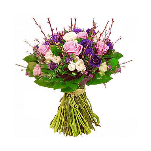 Букет «Дыхание весны»: букеты цветов на заказ Flowwow