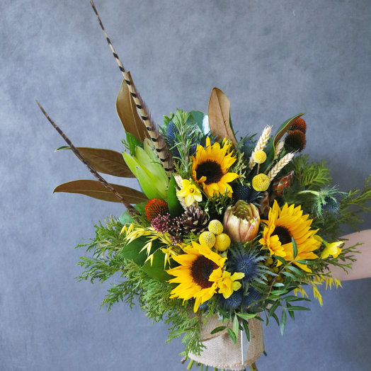 Прометей: букеты цветов на заказ Flowwow
