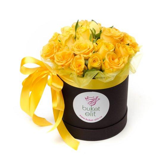 Лимонный мусс: букеты цветов на заказ Flowwow