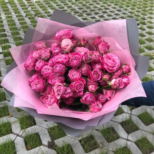 Букет Счастье : букеты цветов на заказ Flowwow