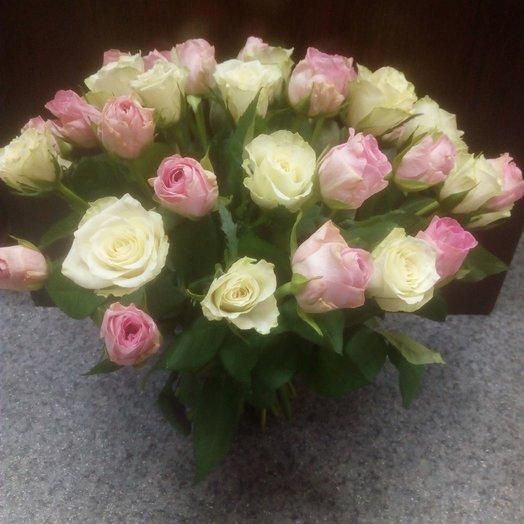 Нежность.: букеты цветов на заказ Flowwow