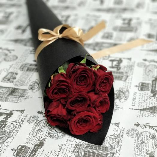 """Комплимент 24"": букеты цветов на заказ Flowwow"