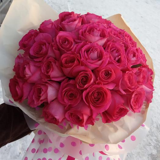 51 одна роза