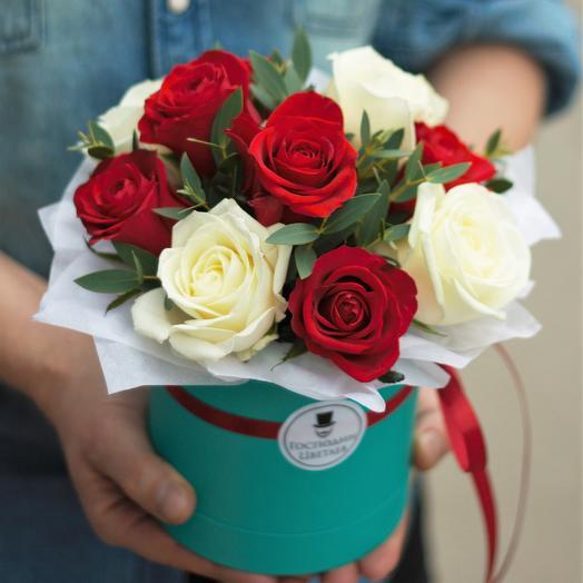 MIX: Комплимент: букеты цветов на заказ Flowwow
