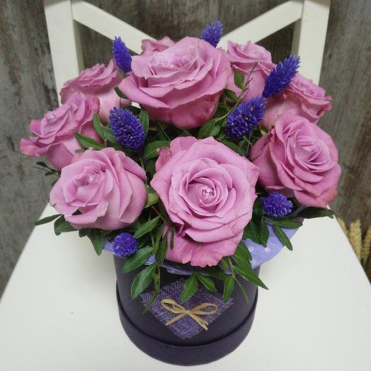 Монмартр: букеты цветов на заказ Flowwow