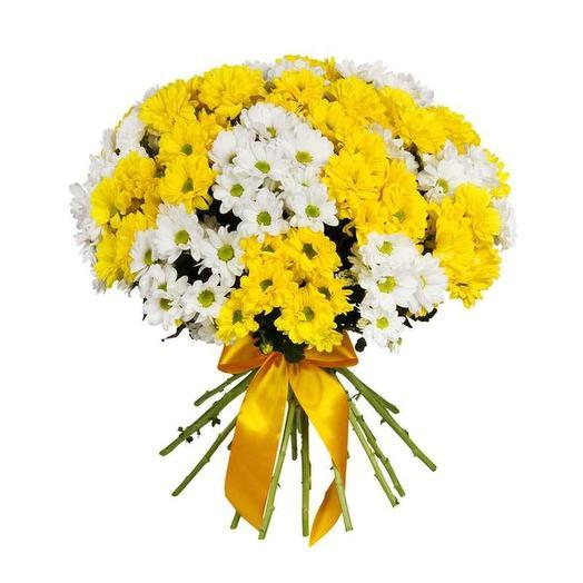 Хризантема 21: букеты цветов на заказ Flowwow